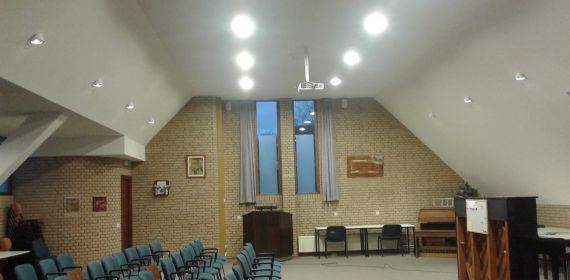 Vaste plafonds